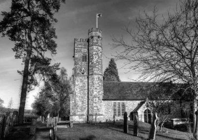 Dalwood Churchyard - A Devon Village