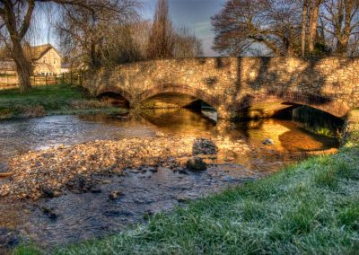 Dalwood Bridge - A Devon Village