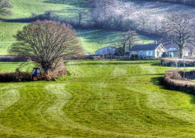 Curves - A Devon Village