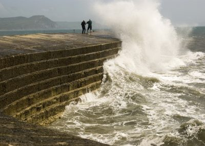 Avoiding Action - The Cobb Lyme Regis