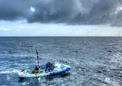 A Moments Rest - Transatlantic World Record Row
