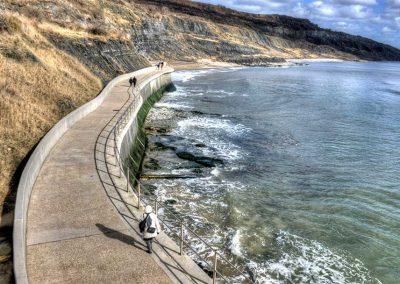 Lyme Regis Promenade - Dorset Moods