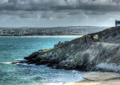 Towards Carbis Bay - St Ives