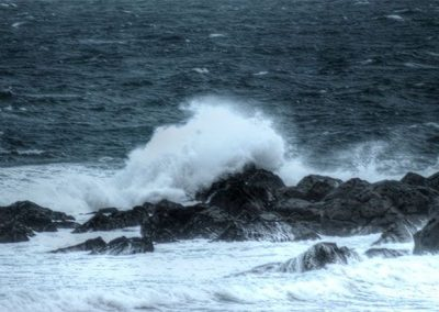 Storm Wave - St Ives