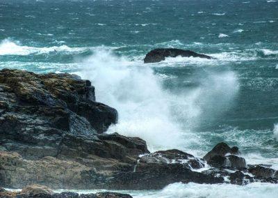 Porthmeor Rocks - St Ives