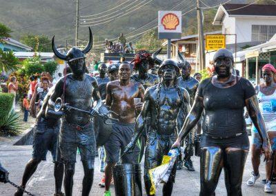 Jab - Jab Jouvert 1 - Carnival - Carriacou
