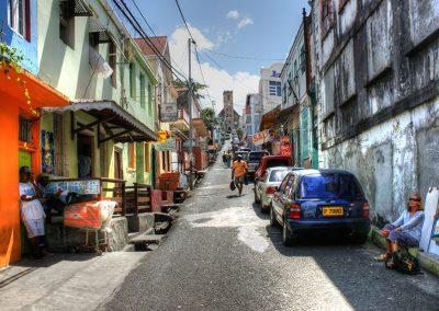 St George's Street - Grenada