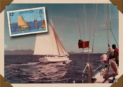 Grenada Regatta 1973