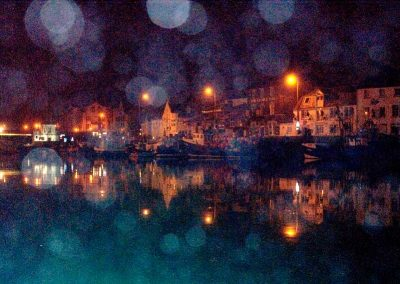 Reflections - Weymouth Harbour - Dorset Moods