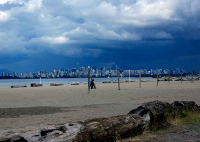 Vancouver from Locarno Beach (2)