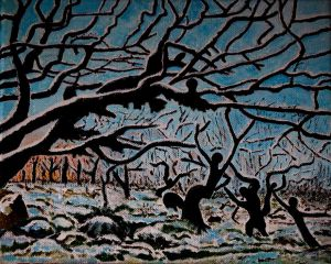Woodland Dance - Winter.
