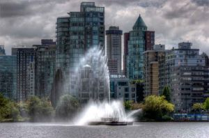 Lost Lagoon - Stanley Park.