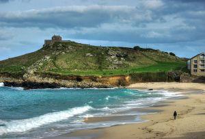 Porthmeor Beach - St Ives.