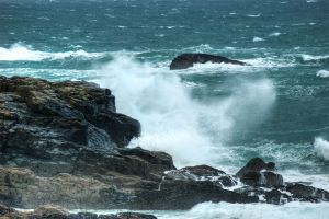 Porthmeor Rocks.