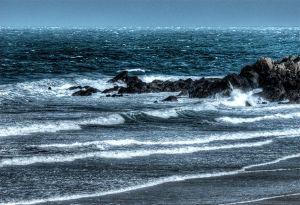 Stormy Day - Porthmeor.